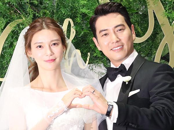 Pasangan Cinlok Joo Sang Wook & Cha Ye Ryun Nantikan Kelahiran Anak Pertama!
