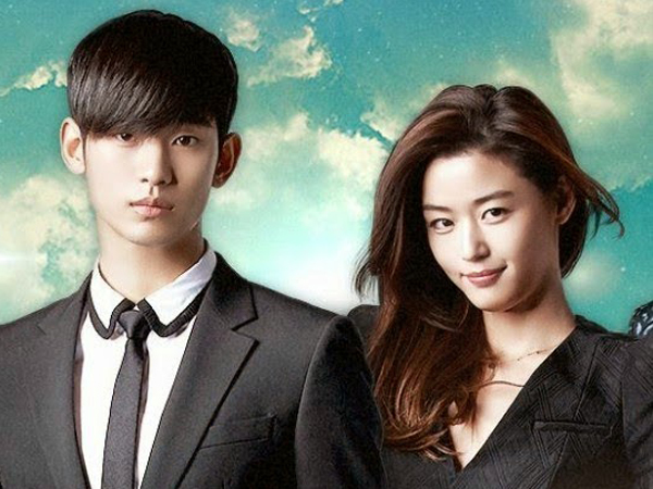 Bintangi Iklan Air Mineral Cina, Kim Soo Hyun dan Jun Ji Hyun Terlibat Kontroversi!