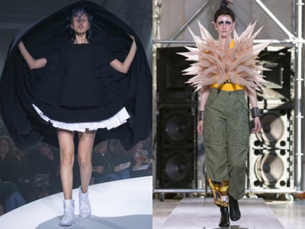 Brand Fashion Ini Tampilkan Koleksi Unik dan Aneh di Paris Fashion Week, Berani Pakai?