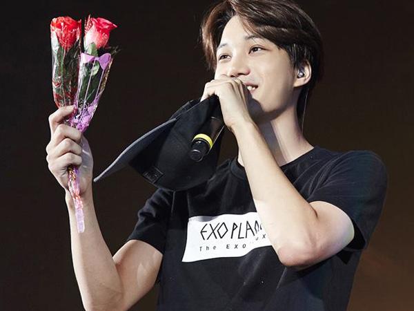 Masalah Visa, Kai Harus Absen di Salah Satu Tur Konser EXO di Amerika