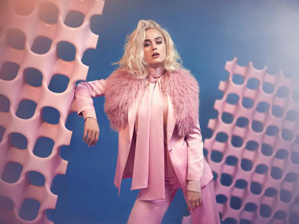 'Chained to the Rhythm' Selamatkan Katy Perry dari Depresi Pasca Pemilu Presiden AS?