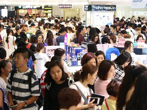 Sudah Bebas dari Wabah MERS, Korea Selatan Mulai Diserbu Wisatawan