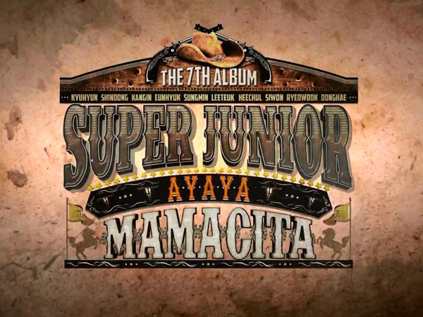 Super Junior - 'Mamacita'