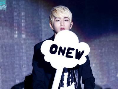 Nama Onew SHINee 'Hilang' dari Deretan Pemain Utama Musikal 'Singin' In The Rain'?