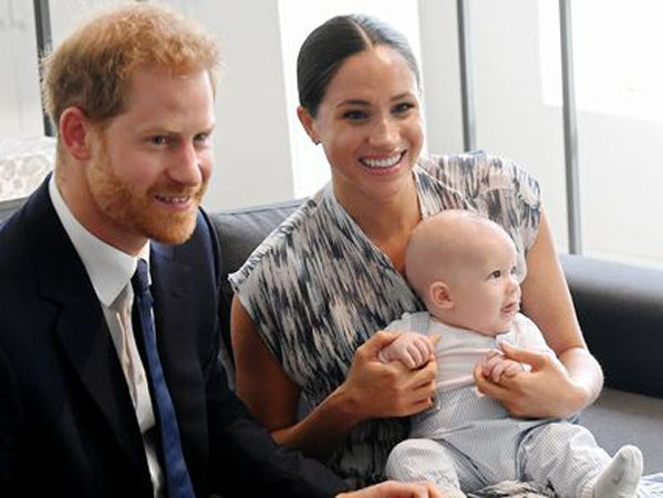 Meghan Markle-Pangeran Harry Bakal Rayakan Natal Tanpa Kerajaan Inggris