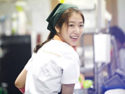 Park Shin Hye dan Bermacam-macam Pekerjaan Part Timenya di 'The Heirs'