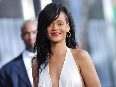 Rihanna Bakal Ngisi Suara Film Animasi