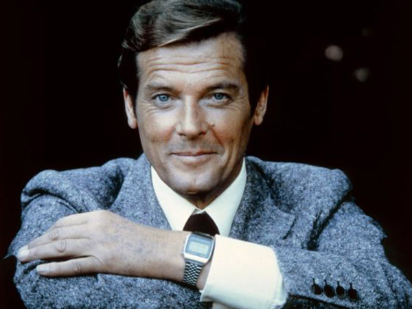 Legenda James Bond Terbaik, Sir Roger Moore Meninggal Dunia