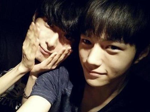 Ryeowook Super Junior Pamer Keakraban dengan L Infinite