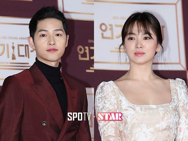 Song Hye Kyo Liburan di Eropa, Song Joong Ki Makan Bareng Aktor 'The Hobbit'