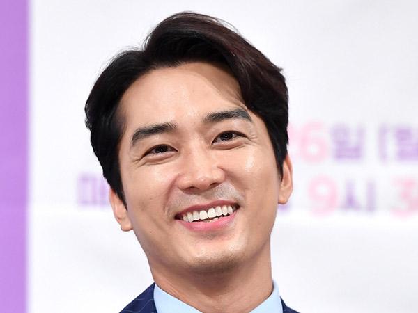 Song Seung Heon Digaet Jadi Pemeran Utama Drama 'Voice' Season 4
