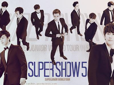 Super Junior Dikonfirmasi Gelar Super Show 5 di Jakarta Juni Mendatang!