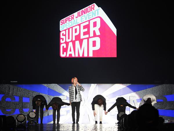 Super Junior Gelar Tur Jumpa Fans di Benua Amerika Hanya Dengan Lima Member?