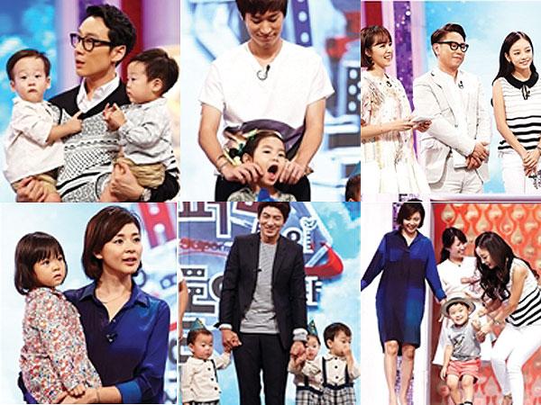 Rayakan Ulang Tahun Pertama 'Superman Has Returned', Studio KBS Jadi Berantakan?