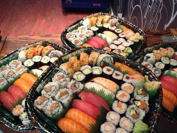 Ini Alasan Kenapa Sushi Sebaiknya Jangan di Take-Away!
