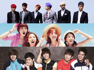 B2ST, SECRET, dan MBLAQ Tambah Daftar Artis yang Akan Tampil di M Countdown Jakarta!