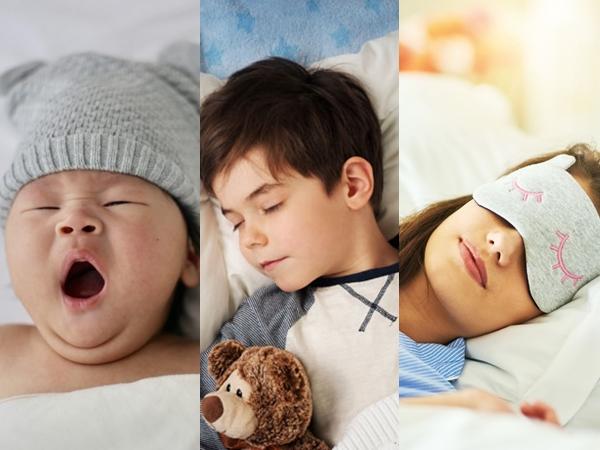 Jangan Sampai Keliru, Ini Waktu Tidur yang Tepat Berdasarkan Usia