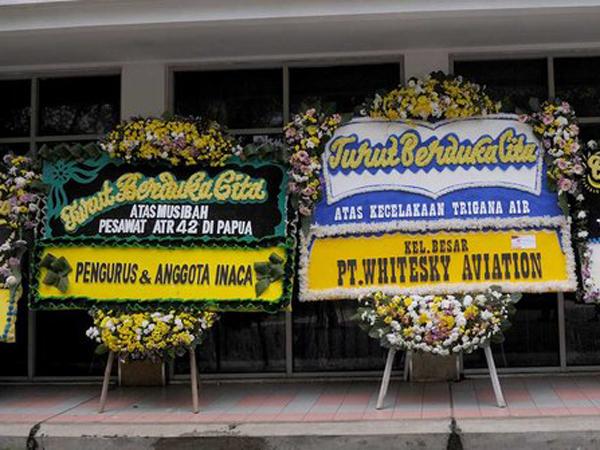 Semua Jenazah Penumpang dan Awak Pesawat Trigana Air Tiba di Jayapura