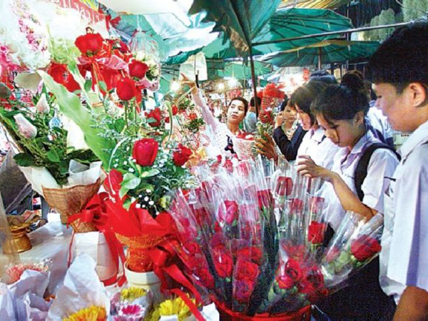 Thailand Siap Razia Para Remaja di Hari Kasih Sayang