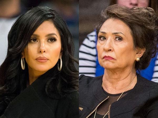 Kisruh Vanessa dengan Ibunya Atas Harta Kekayaan Kobe Bryant