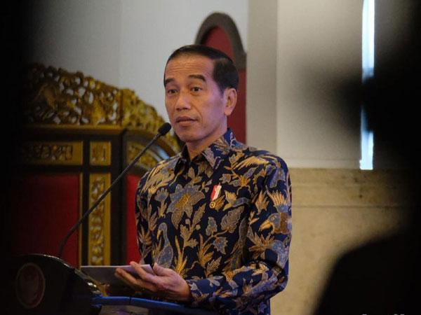 Ada Spesial untuk Milenial, Jokowi Beberkan Visi-Misi Presiden 5 Tahun ke Depan