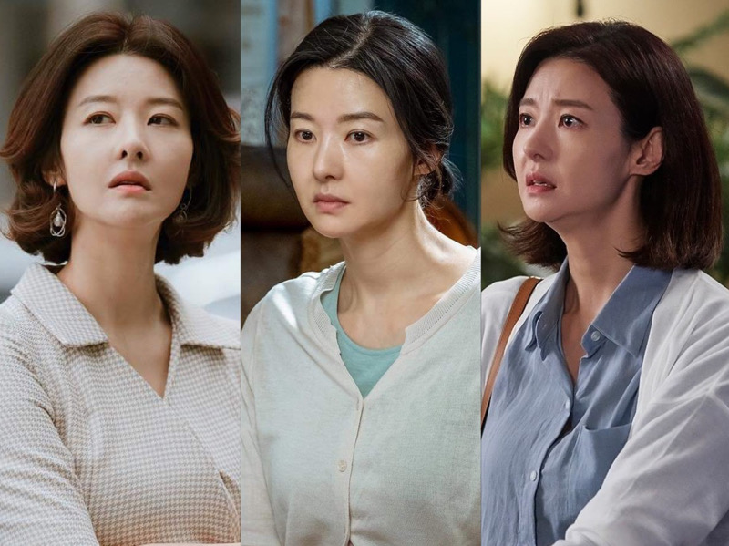 Potret Aktris Song Sun Mi Jadi Ibu Suzy Hingga Minhyun NU'EST