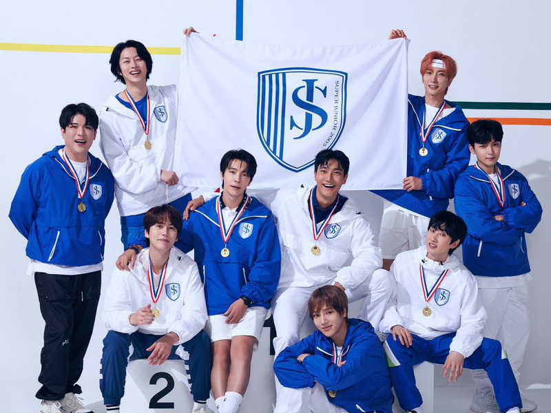 Super Junior Jadi Bintang Tamu 'Knowing Bros' Tanpa Leeteuk