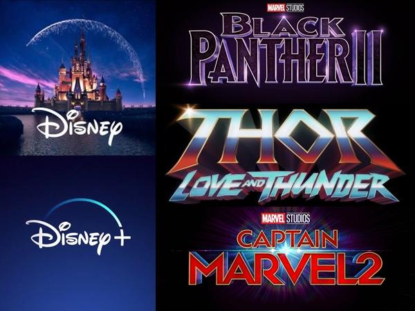Disney Undur Perilisan Beberapa Film Marvel