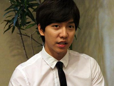 Exclusive Interview with Lee Seung Gi