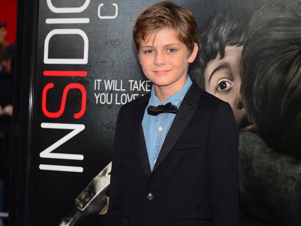 Wah, Aktor Cilik Ty Simpkins 'Insidious' Jadi Pemeran Utama di 'Jurassic World'