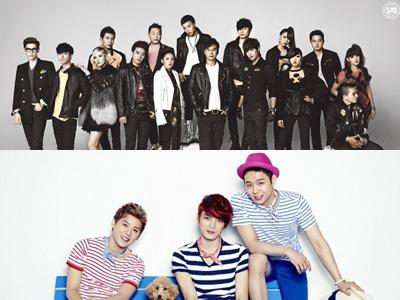 Terlihat Saling Bertemu, YG Entertainment dan Agensi JYJ Akan Bergabung?