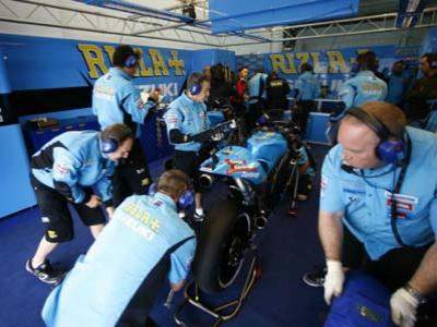 Benarkah Suzuki Akan Berlaga Kembali di Moto GP?