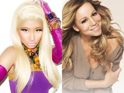 Mariah Carey dan Nicki Minaj Akur Karena Video Porno?