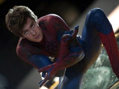 Amazing Spiderman Kini Pecahkan Rekor Transformers