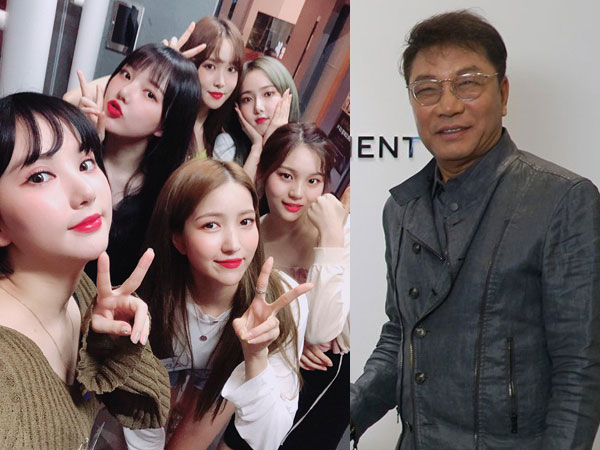 GFRIEND dan Lee Soo Man Akan Tampil di Video Dokumenter BBC Soal K-Pop