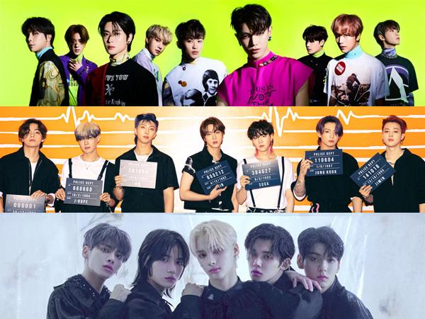 NCT 127 No. 1, Inilah Artis K-Pop yang Tempati Chart Billboard World Albums Minggu Ini