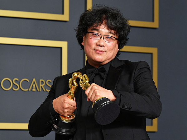 Bong Joon Ho Terpilih sebagai Presenter Pembawa Penghargaan di Oscar ke-93