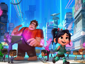 Disney Pasang Target Debut Film 'Ralph Breaks The Internet' Triliunan!
