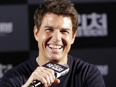 Promosi Film Jack Reacher, Tom Cruise Terbang ke Korea