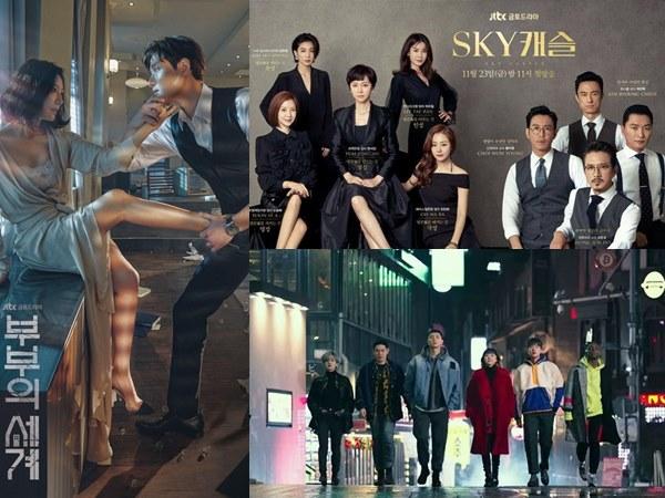 5 Rekomendasi Drama Korea yang Raih Rating Tertinggi di JTBC