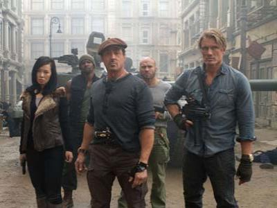 The Expendables 2 Masih Rajai Box Office