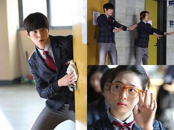 Intip Aksi Kocak Joo Won Berubah Dari Culun Menjadi Trendy Dalam Trailer 'Fashion King' !