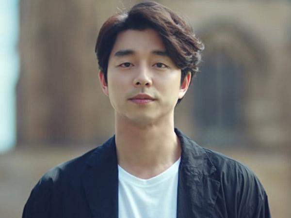 Usai 'Goblin', Gong Yoo Siap Comeback Akting di Film Layar Lebar 'Seo Bok'