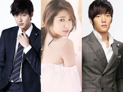 Siapa Saja Aktor & Aktris Yang Akan Bintangi SBS The Heirs?