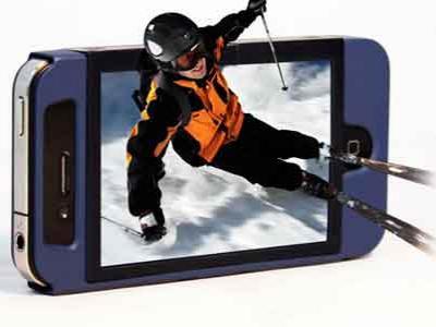 Wow, Layar iPhone Kini Bisa Dukung 3D Display