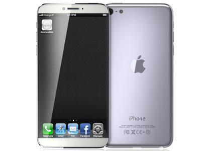 Wow, Panel Surya Akan Lengkapi Layar iPhone Terbaru