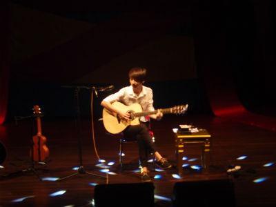Sungha Jung Sajikan Konser Gitar Manis nan Epik di Jakarta!