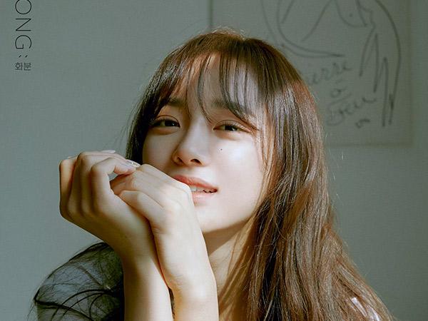 Kim Sejeong gugudan Rilis Album Solo Pertama 'Plant'