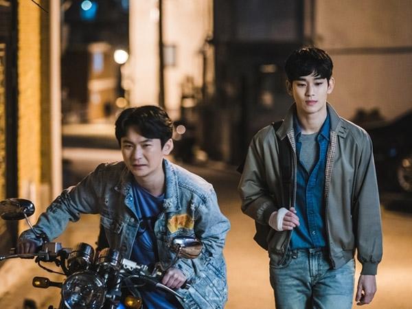 Chemistry Kim Soo Hyun dan Kang Ki Doong Jadi Sahabat di Drama 'It's Okay to Not Be Okay'