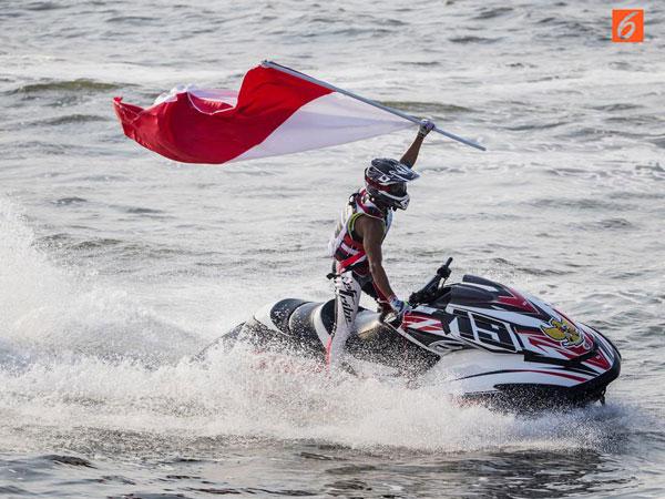 Janji Pemprov DKI Jadikan Peraih Emas dan Perak Asian Games 2018 Pegawai PNS